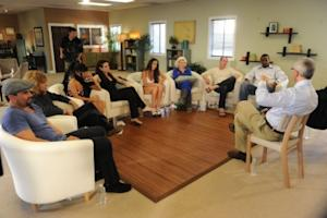 """Dr. Drew Pinsky and the cast of """"Celebrity Rehab"""" season five -- VH1"""