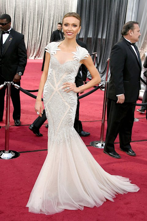 Giuliana Rancic, 84th Annual Academy Awards (Oscars) held at the Kodak Theatre - ArrivalsLos Angeles, California - 26.02.12Mandatory Credit: Adriana M. Barraza/ WENN.com