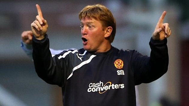 Stuart McCall was delighted with his front pair