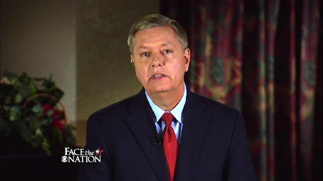 Graham: Need to resolve Syria within year