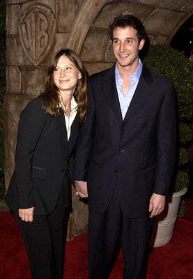 Premiere: Noah Wyle and gal at the Westwood premiere of Warner Brothers' Harry Potter and The Sorcerer's Stone - 11/14/2001