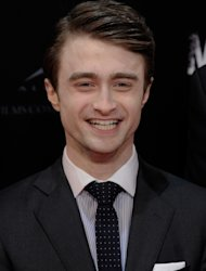Daniel Radcliffe attends the premiere of 'The Woman In Black,' at Callao Cinema, Madrid, Spain, Feb. 14, 2012 -- Getty Images