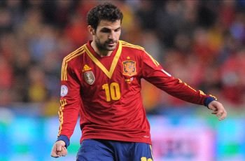 Fabregas: I'm becoming one of the best at Barcelona