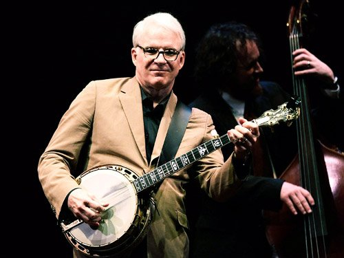 Steve Martin Can Play the Banjo