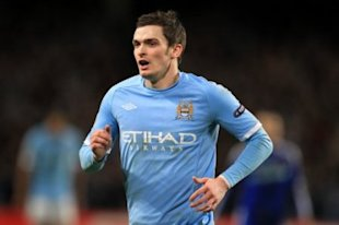 Adam Johnson, Manchester City