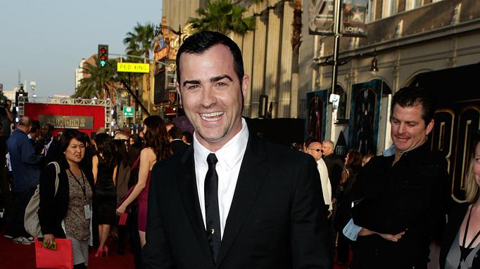 Iron Man 2 LA Premiere 2010 Justin Theroux