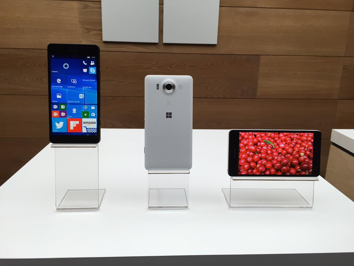 Microsoft's new smartphones may be its nicest yet