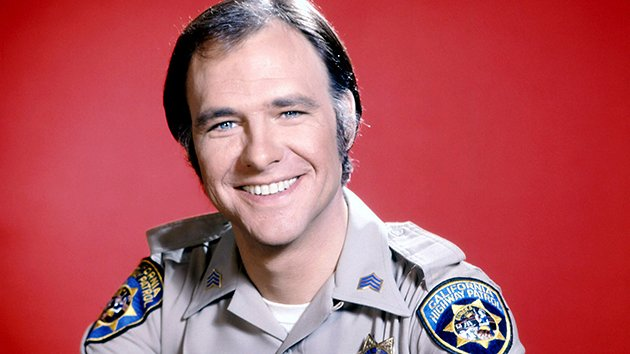 Robert Pine in 'CHiPs' 