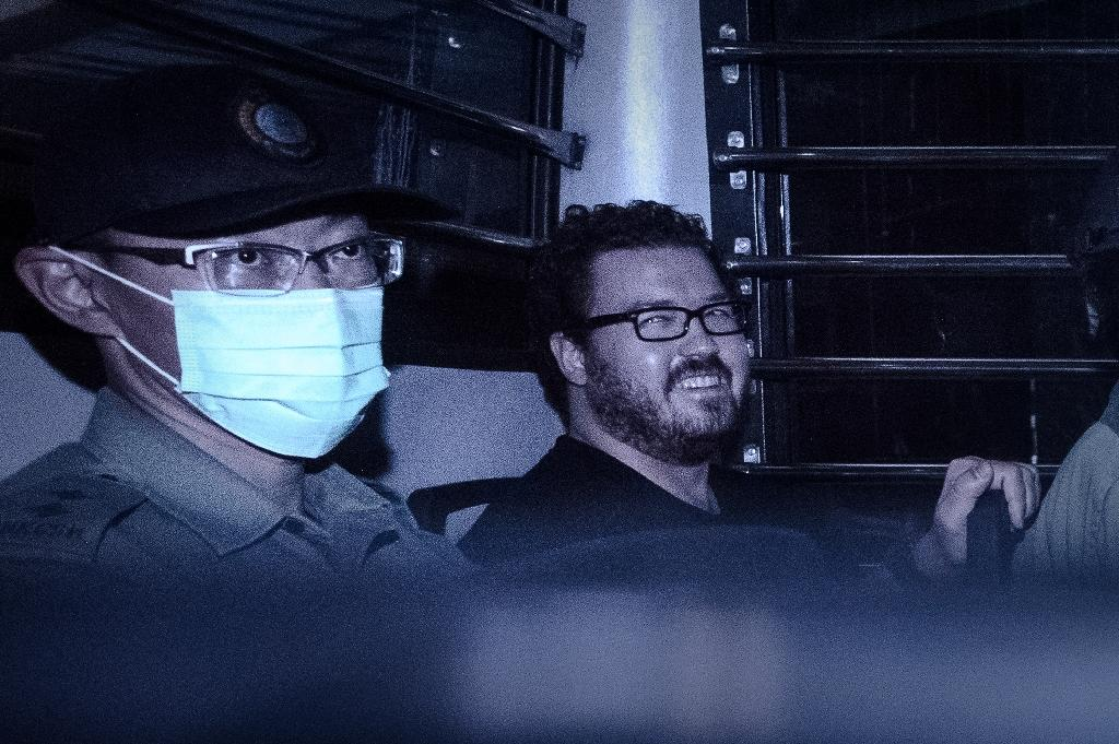 British banker Jutting due back in court over HK double murder