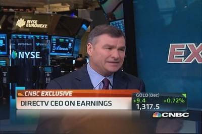 DirecTV CEO: NFL deal for the long haul