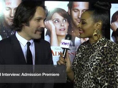 The Speed Interview: Admission Premiere