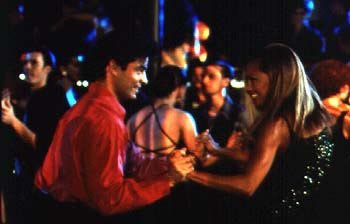 Chayanne and Vanessa L. Williams in Dance With Me