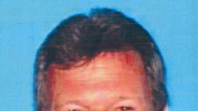 This photo provided by the California Department of Motor Vehicles shows Melvin Edwards. Edwards, 69, was one of 3 fatalaties during Ali Syed's shooting spree on Tuesday, Feb. 19, 2013. Edwards was forced from his BMW at a stop sign, marched to a curb and shot in the back of the head as other commuters watched in horror. (AP Photo/Dept of Motor Vehicles via The Orange County Register)