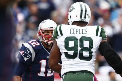 Jets reportedly cut LB Quinton Coples after incident on team flight