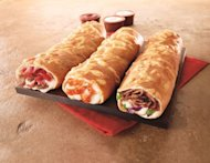 Pizza Hut has launched a new range of hot sandwiches it's pitching as an altnerative to the submarine sandwich