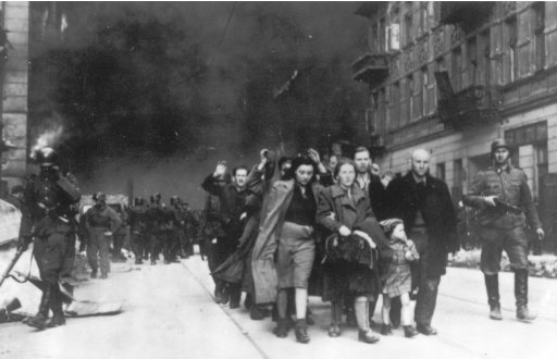an analysis of the victims of the holocaust in nazi occupied europe Poland's senate passes controversial holocaust of poland as a victim, of not just the nazis than citizens of any other nation in occupied europe.