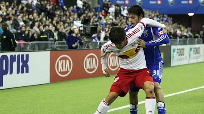 MLS: New York Red Bulls at Montreal Impact