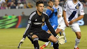 A healthy No. 1: LA Galaxy's Jaime Penedo says preseason injuries no worry at all