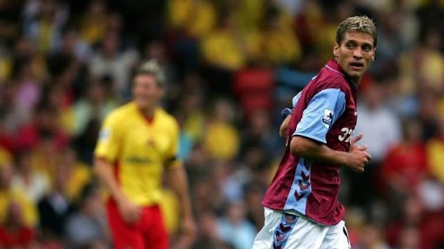 Stilian Petrow Petrov Aston Villa 2006 Premier League
