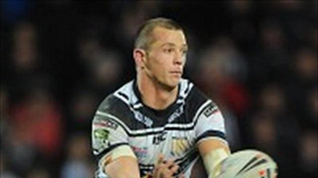 Richard Horne has made 348 appearances for Hull, scoring 124 tries