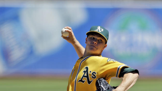 Freiman, Gray help A's beat Astros 5-0