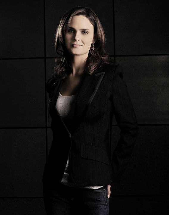 Emily Deschanel stars as Dr. Temperance Brennan in Bones on FOX. 