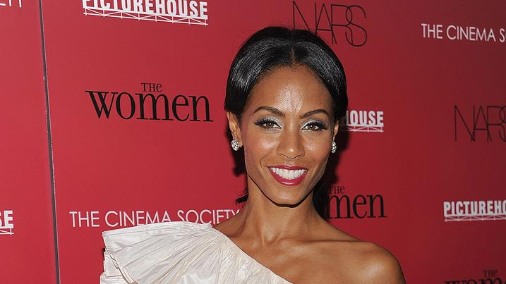 The Women NY Premiere 2008 Jada Pinkett Smith