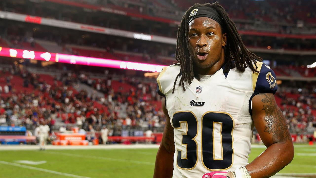 Building daily fantasy's perfect Week 5 lineup
