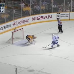 Nick Bonino Goal on Pekka Rinne (00:00/SO)