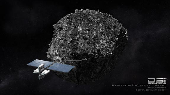 Is Space Big Enough for Two Asteroid-Mining Companies?