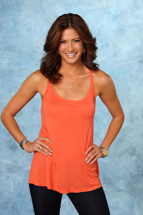 "Kacie B., 24, an administrative assistant from Clarksville, TN, competes on Season 16 of ""The Bachelor."""