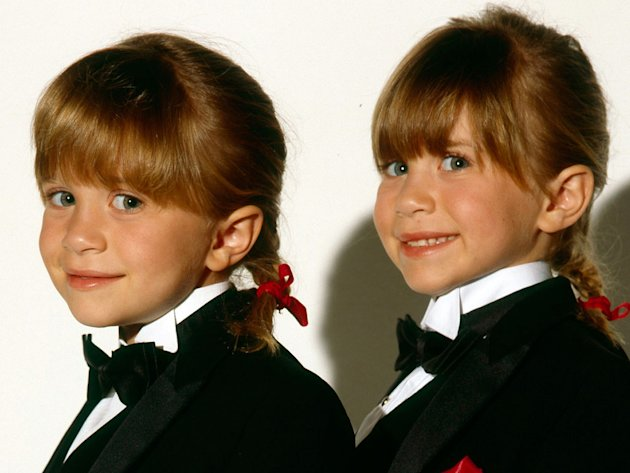 Mary-Kate and Ashley Olse …