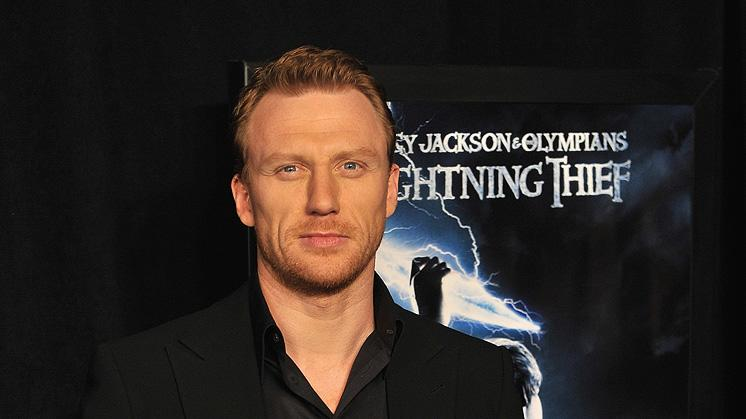 Percy Jackson and the Olympians NY premiere 2010 Kevin McKidd