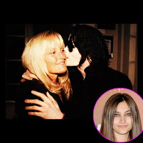 Michael Jackson Remembered: Paris Shares &quot;Mommy and Daddy&quot; Photo