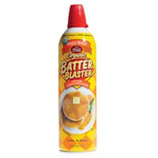 Batter Blaster Organic Whole Wheat Ready To Cook Pancake And Waffle Batter