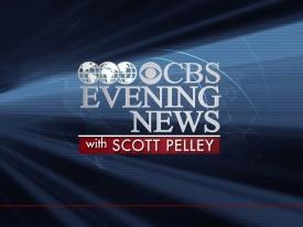 'CBS Evening News' Among Polk Winners