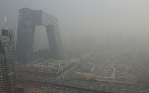Beijing's Pollution Problem Gets Out of Hand