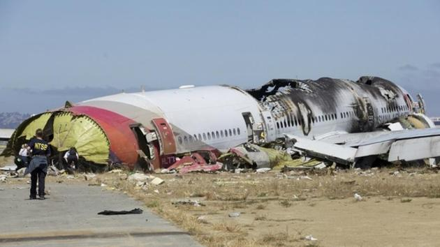 San Francisco plane crash caused by pilot's inexperience with onboard computers