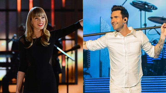 Swift, Maroon 5, fun. Top Billboard Awards Nods