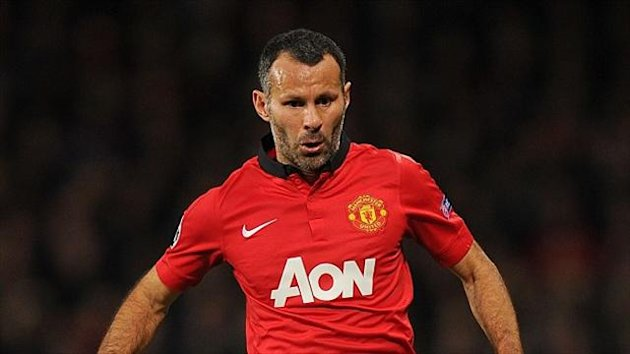 Ryan Giggs was impressive against Bayer Leverkusen