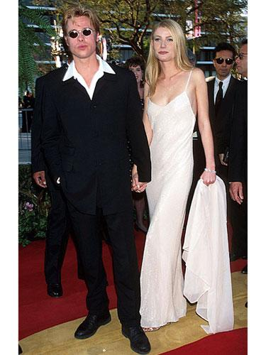 Gwyneth Paltrow and Brad Pitt's Red Carpet Reign (1994)