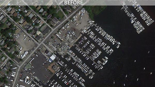 Sandy's Storm Surge Mapped - Before It Hit