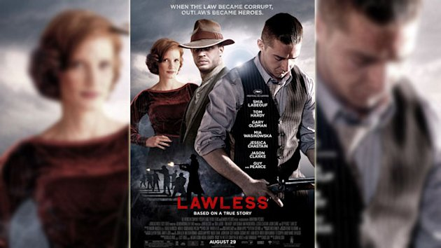'Lawless' Comes Up Short at Box Office