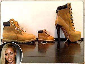 Beyonce, Jay Z, Blue Ivy Timberlands: Family's Shoes Posted on Instagram