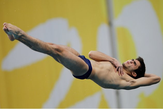 FINA Diving World Series 2012 (2nd Leg) - Day 2