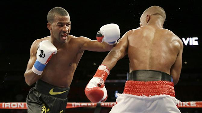 Barthelemy takes IBF junior lightweight title