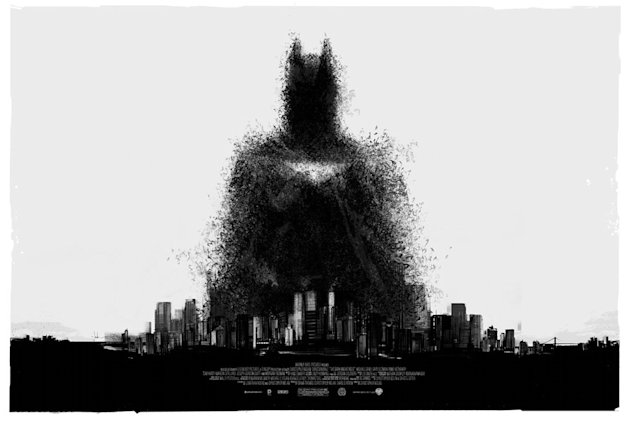 Dark Knight Rises Mondo