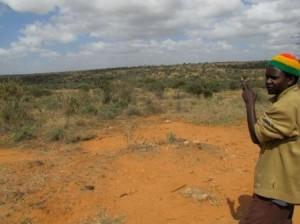 Laikipia Plateau: First Scouting Session