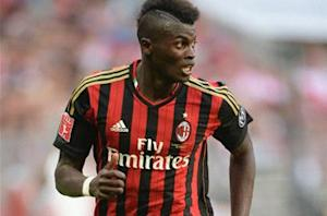 Niang robbed of Champions League roster spot by clerical error