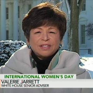 Invest in Workers to Grow U.S. Economy: Valerie Jarrett